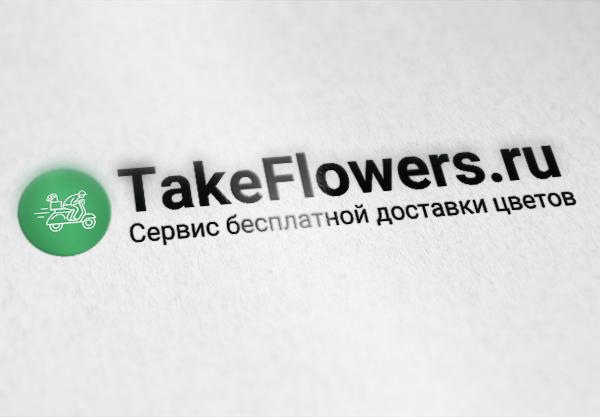 Логотип takeflowers.ru