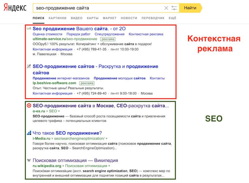 SEO-продвижение сайтов в Воронеже